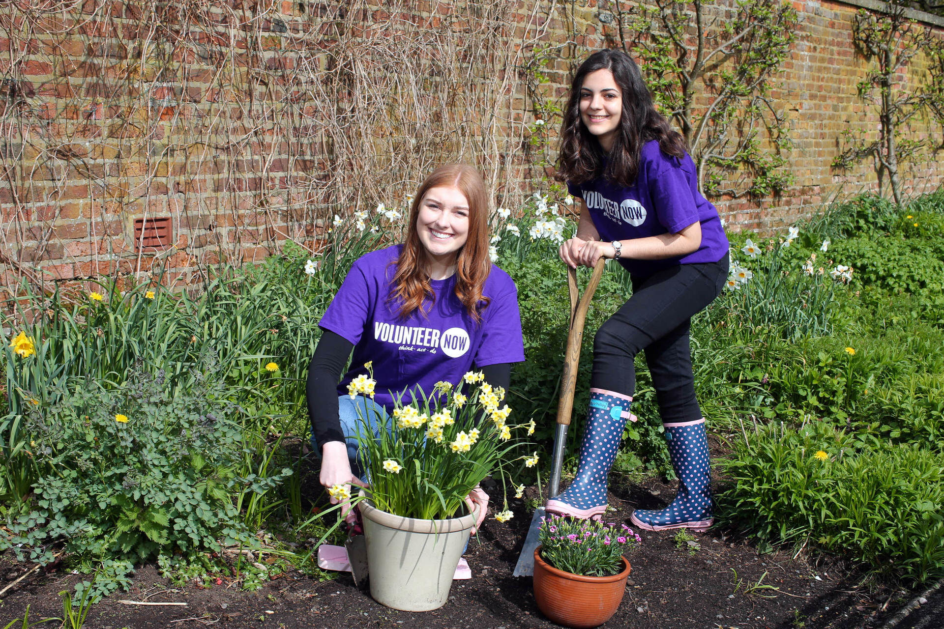 Youth Volunteering - Volunteer Now