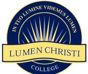 Lumen Christi College logo