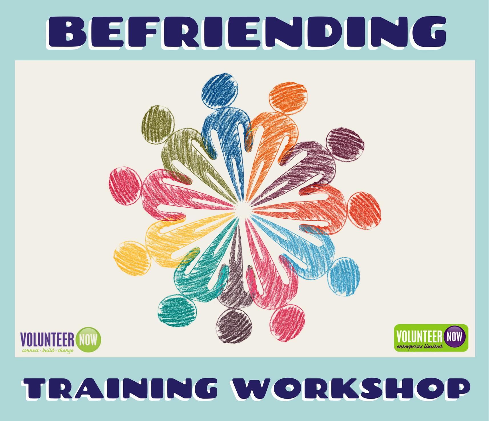 Befriending training workshop