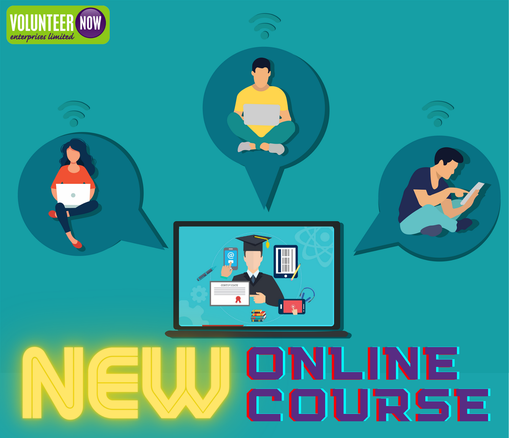 Attracting & Selecting Volunteers Online Course