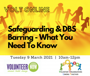 Safeguarding & DBS Barring