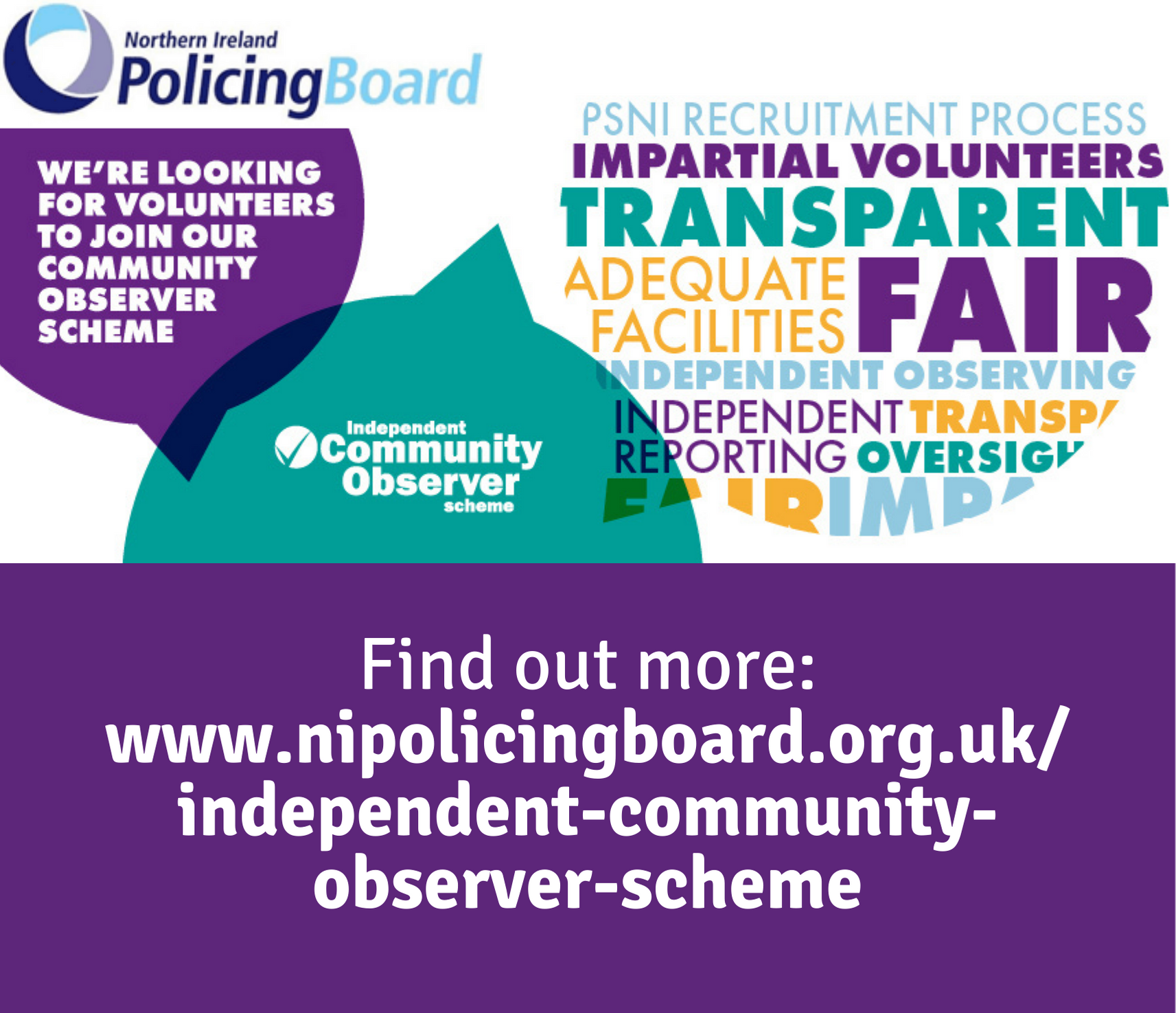 Independent Community Observers