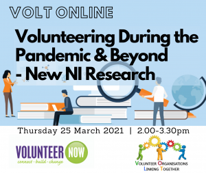 Volunteering During the Pandemic & Beyond - New NI Research