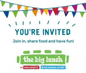 The Big Lunch Invite