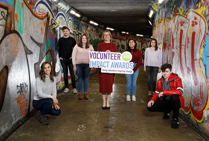 Volunteer Now Youth Impact Awards