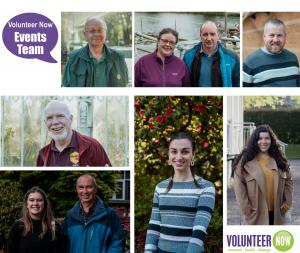 Humans of Volunteer Now
