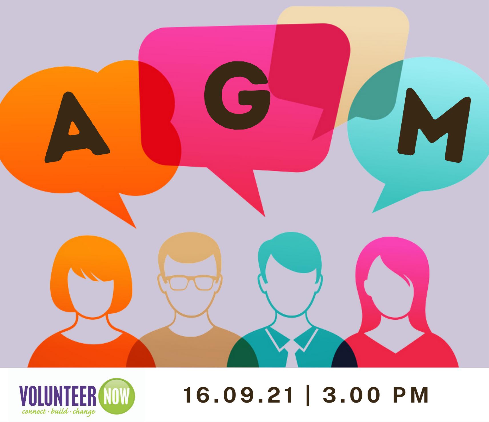 Volunteer Now AGM