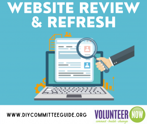 Website Review & Refresh