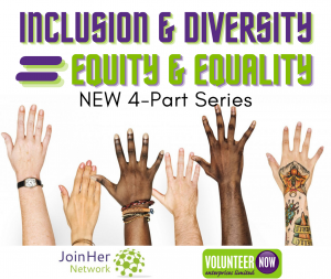 Inclusion, Diversity, Equity & Equality