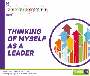 Thinking of Myself as a Leader