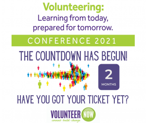 2 Month countdown to Volunteer Now Conference