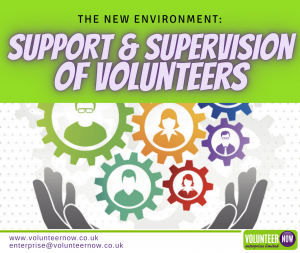 Support & Supervision of Volunteers