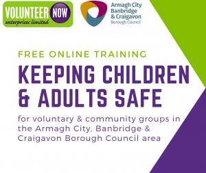Free Safeguarding Training in Armagh Banbridge Craigavon