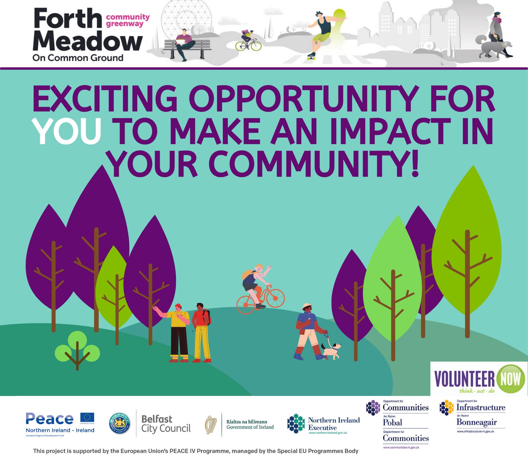 Forth Meadow Community Greenway