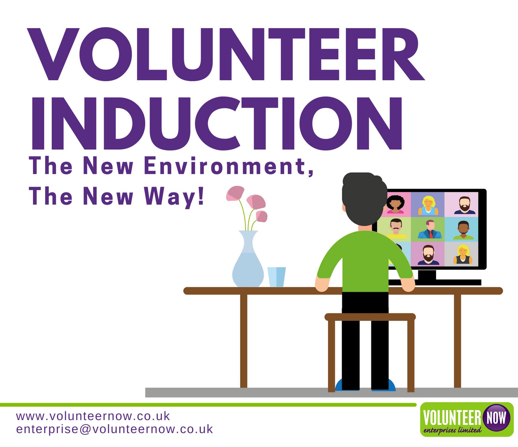 Volunteer Induction